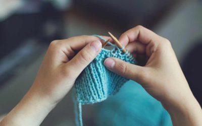 Mini cours de tricot